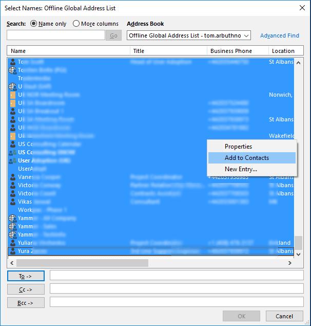 Updating exchange 2007 certificate